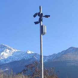 Colico, telecamere al laghetto di Piona  «Utili, ma una sconfitta per la società»