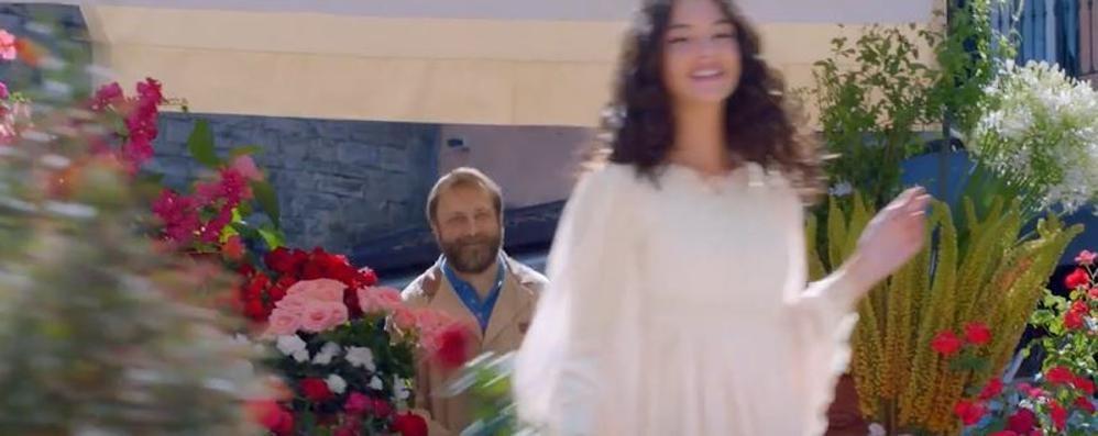 Deva e la bellezza di Bellagio   Ecco lo spot di Dolce & Gabbana