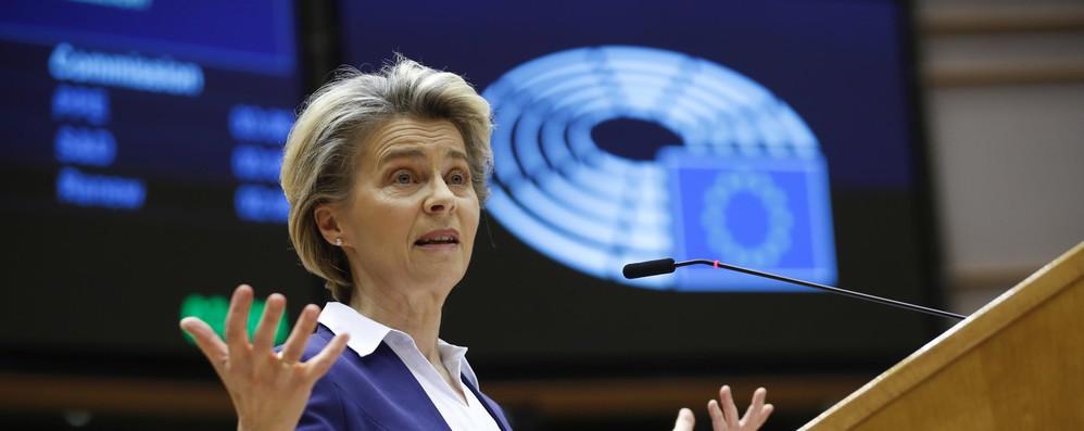 Von der Leyen, rischiosi vaccini comprati fuori dallo schema europeo