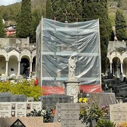 """Bellano, nel """"tempietto Vitali""""  le sepolture dei cittadini illustri"""