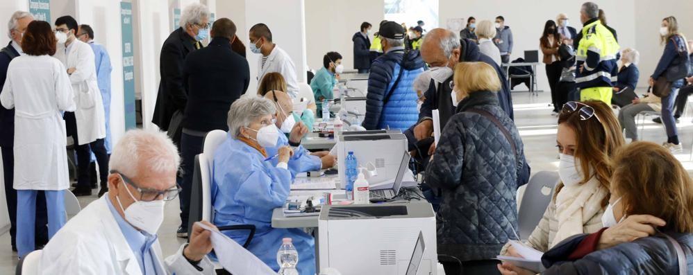 Vaccinazioni a Cernusco  Technoprobe supera l'esame