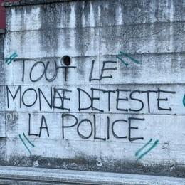 Vandalismi a Introbio  Quindicenni denunciati