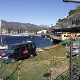 Canottaggio, kite surf e immersioni  A Mandello la cittadella degli sport del lago