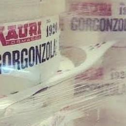 """Lecco. Dal 1920 Mauri Formaggi   Oggi è un """"marchio storico"""""""