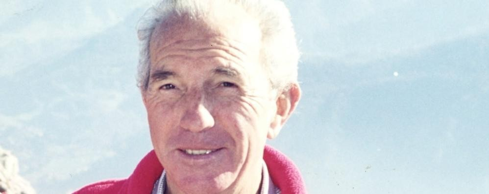 Mandello, ragno e guida alpina  addio a Corrado Zucchi