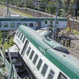 Treno deragliato a Carnate  Gli indagati salgono a tredici