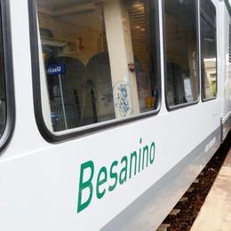 Oggiono, Arrivano i milioni per il Besanino  I pendolari: «Una svolta storica»