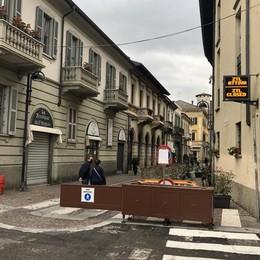 """Merate, la Ztl """"allargata""""  promossa dai negozianti"""