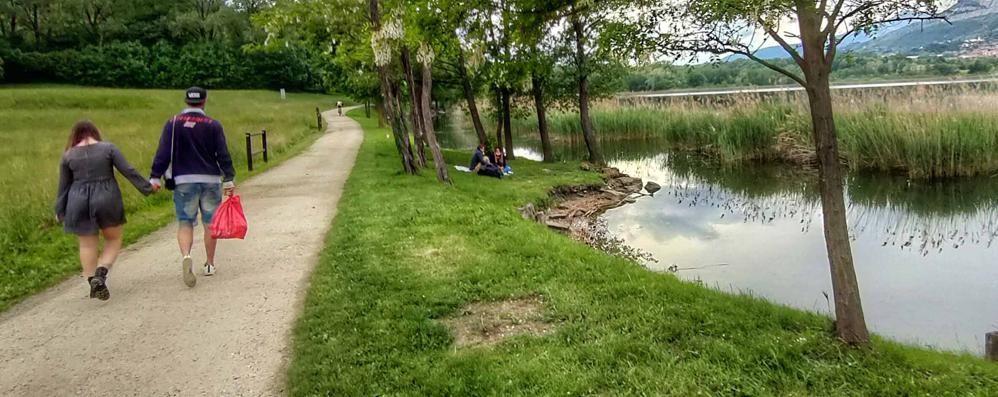 Annone, parte la stagione balneare  Tutto pronto per la due giorni sul lago