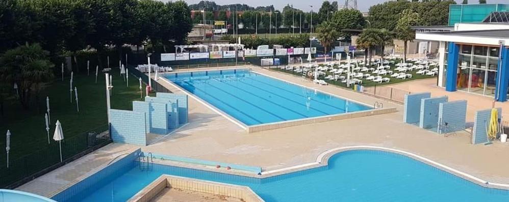 La fidejussione è arrivata  Domani riapre la piscina di Merate