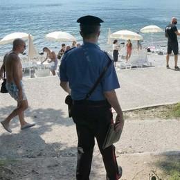 La petizione: «Lago gratis,  ma solo ai residenti»