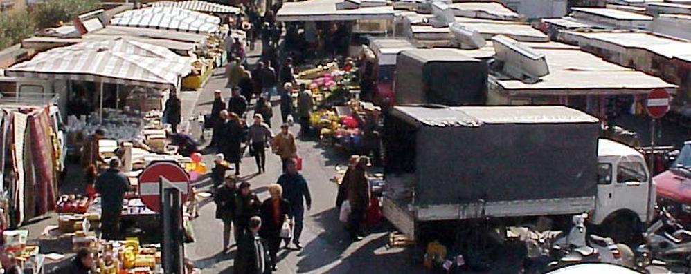 Lecco. Il mercato torna in centro   «Sia un progetto condiviso»