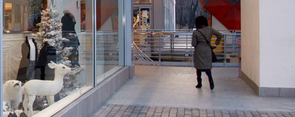 Lecco. «L'e-commerce?   Investiamo sui nuovi negozi»