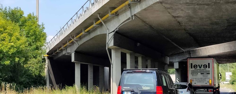 Nibionno: un ponte sulla statale per collegare il paese. «Sarà pronto a maggio»