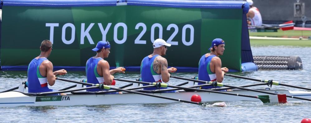 Panizza è in finale  all'Olimpiade