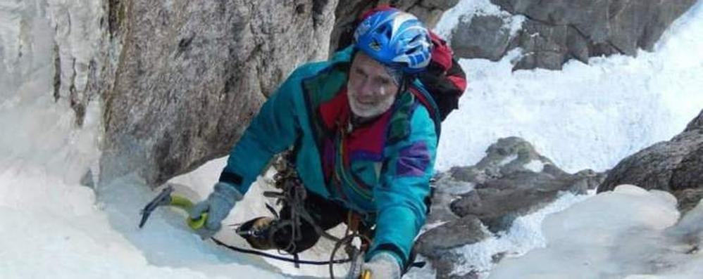 Tragedia sul Monte Bianco  Morto Francesco Galperti