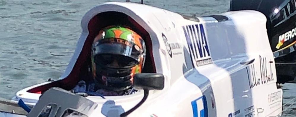 Abbate jr in corsa  per il titolo tricolore F2