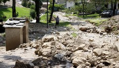 Casargo, mai più alluvioni  Via ai maxi cantieri, ma la Sp 67 si blocca