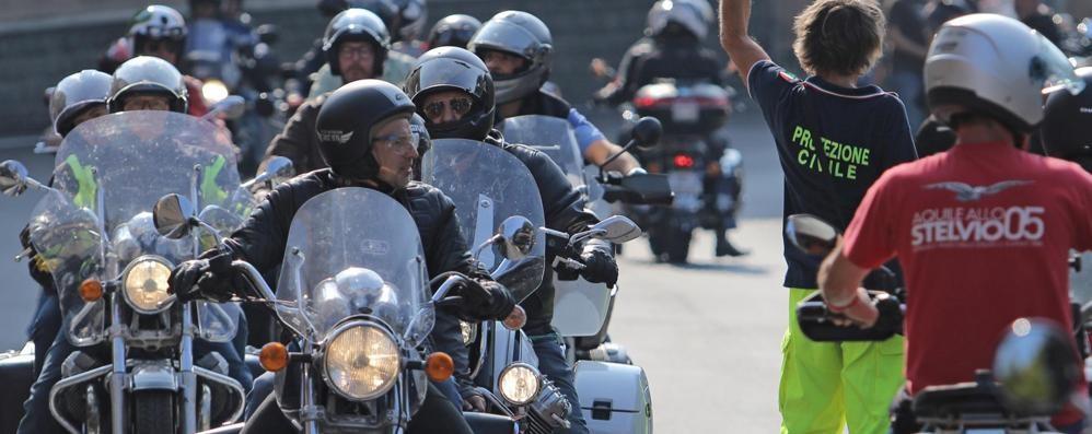 Mandello, Motoraduno nubi nere  Il centenario si festeggerà nel 2022
