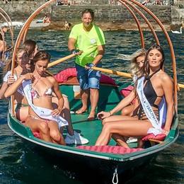 Miss Italia sfila tra l'Orrido e le Lucie  La finale regionale domenica a Bellano