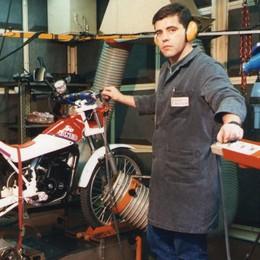 Barzago, un museo dove c'era la Fantic Motor. La proposta arriva dalla Valtellina