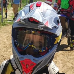 Malgrate, rubano la moto da cross a un bambino «Era nuova. Nostro figlio è deluso»