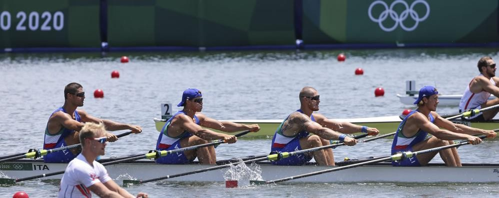 Niente medaglia per Panizza All'Olimpiade è quinto posto