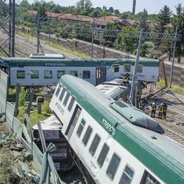 Il treno di Paderno deragliato  Dopo un anno nessuna risposta