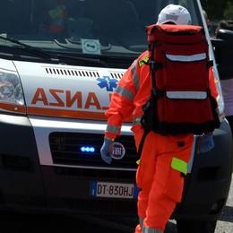 Incidente sulla superstrada 36 tra Bellano e Perledo