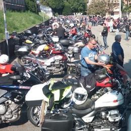 La carica dei 10mila. Termina il weekend  della festa alla Guzzi a Mandello