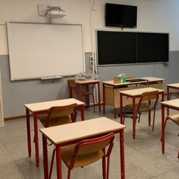 Oggiono, terminate le nuove 52 aule del Bachelet  Sono state ritinteggiate dai genitori