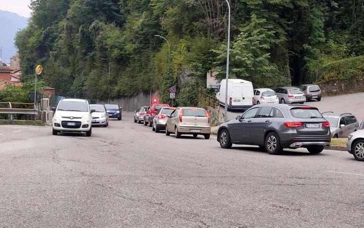 """Via il cantiere dalla """"vecchia"""" strada  Ballabio e Lecco sono tornate vicine"""