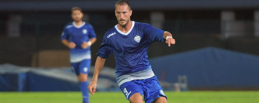 «Con il Lecco sono convinto  di segnare tanti gol»